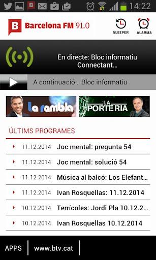 Barcelona FM 91.0