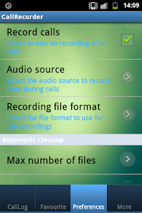 Call Recorder For Jelly Bean