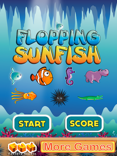 Flopping Sunfish Lala Boohbah