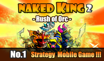 Screenshot of Naked King 2 - Rush of Orc