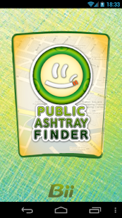 Public Ashtray Finder - screenshot thumbnail