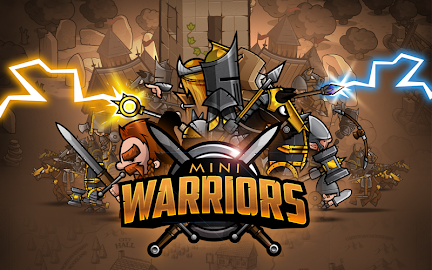 Mini Warriors Screenshot 1