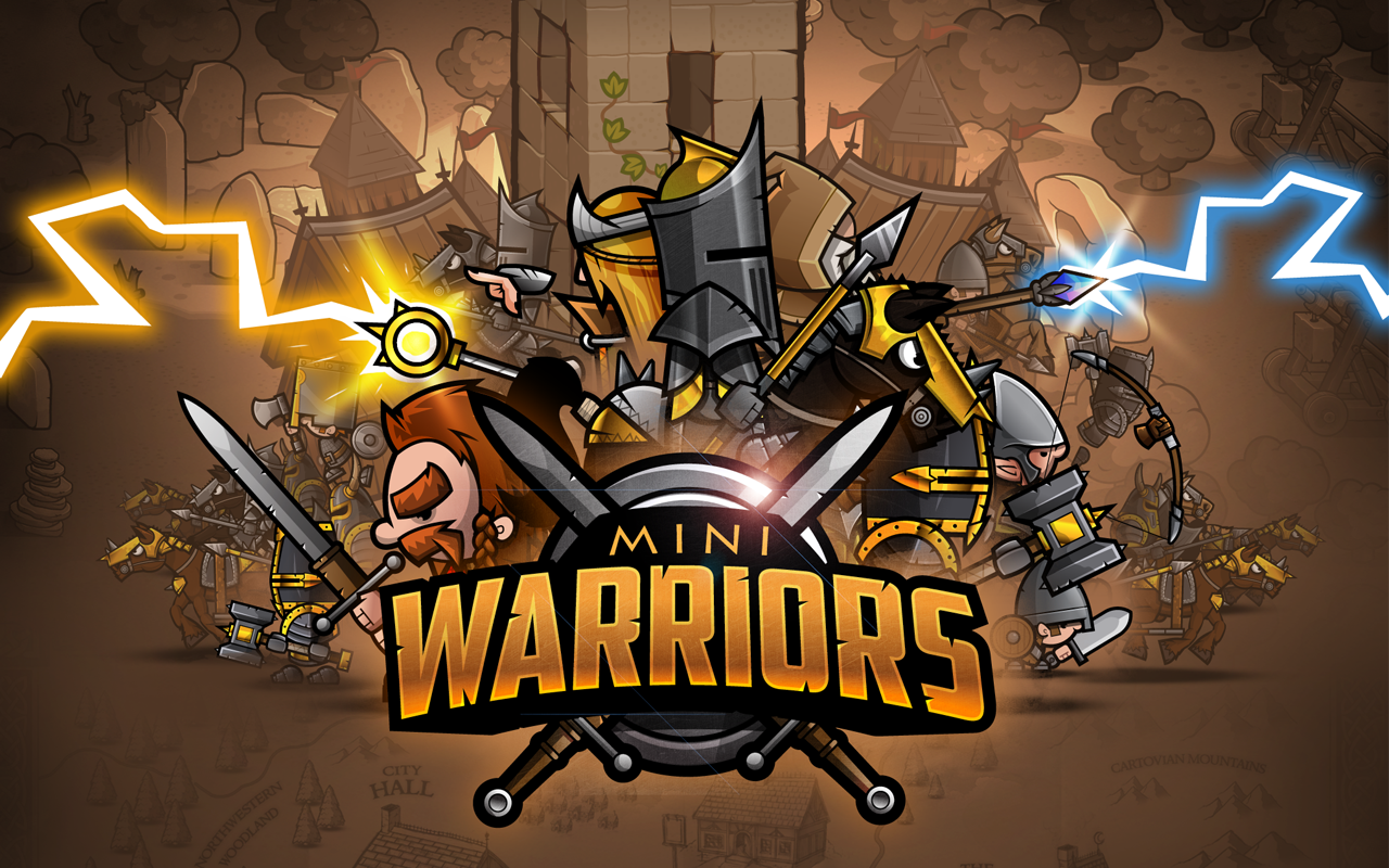 Mini Warriors- screenshot