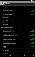 Screenshot of Wi-Fi Auto-connect