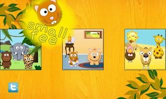 Screenshot of Cute Animal Life for Toddlers