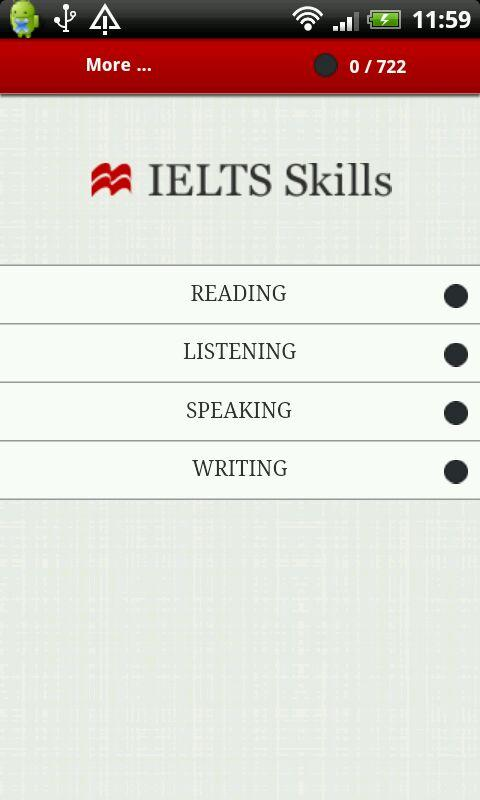 IELTS Skills - Complete - screenshot