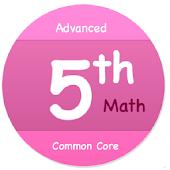 5th Grade Advanced CC Math SE