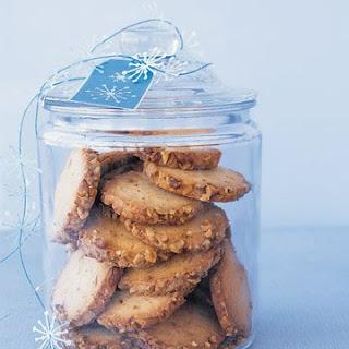 Cream-Cheese Walnut Cookies