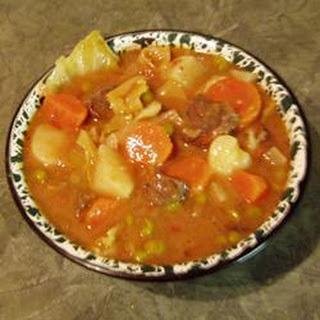 Excellent Venison Soup