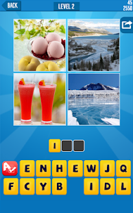 Word4Pics: 4 Pics 1 Word  HD - screenshot thumbnail