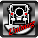 Unimog Inclinometer