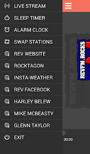 94.3 Rev-FM, The Rock of Texas- screenshot thumbnail