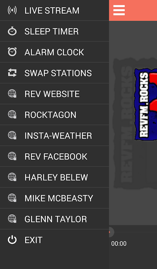 94.3 Rev-FM, The Rock of Texas- screenshot
