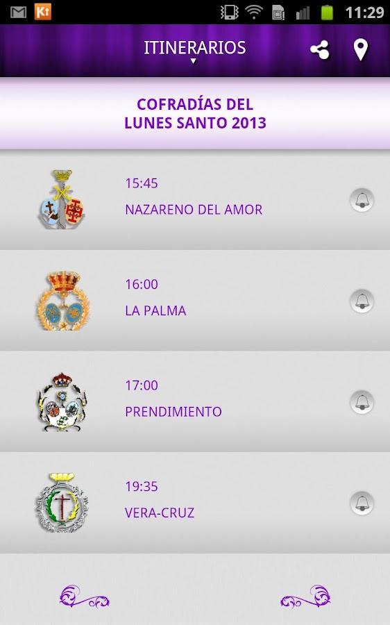 Semana Santa de Cádiz - screenshot