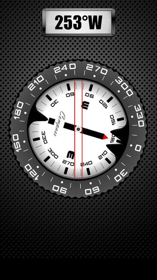 Compass PRO- screenshot