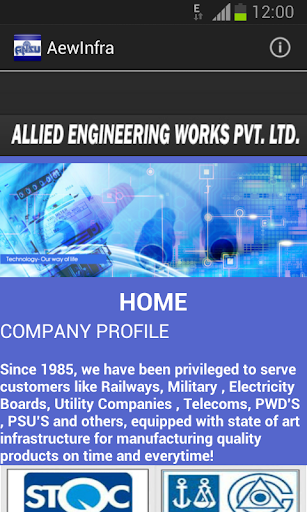 Allied Engineering Works Ltd.