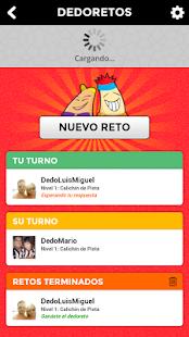 Dedo Maratón Toyota screenshot