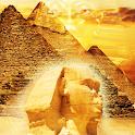 Egypt simple Wallpaper. logo