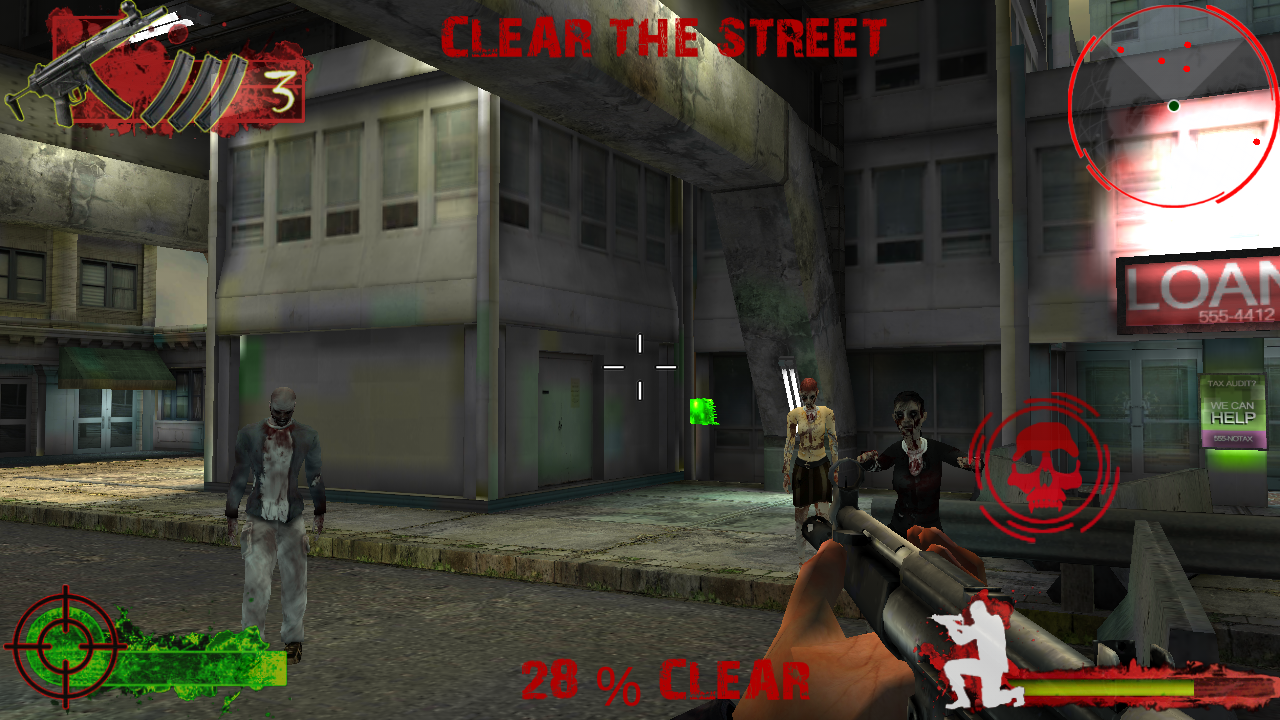 Death Shot Zombies - screenshot