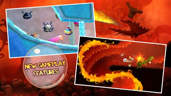 Rayman Fiesta Run - screenshot thumbnail