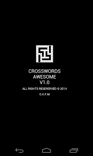 Crossword Awesome