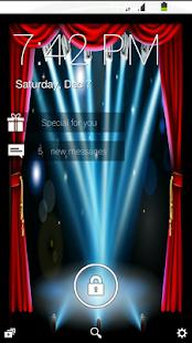 Social Lock Screen