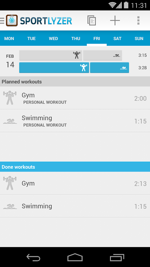 Individual Endurance Coach- screenshot