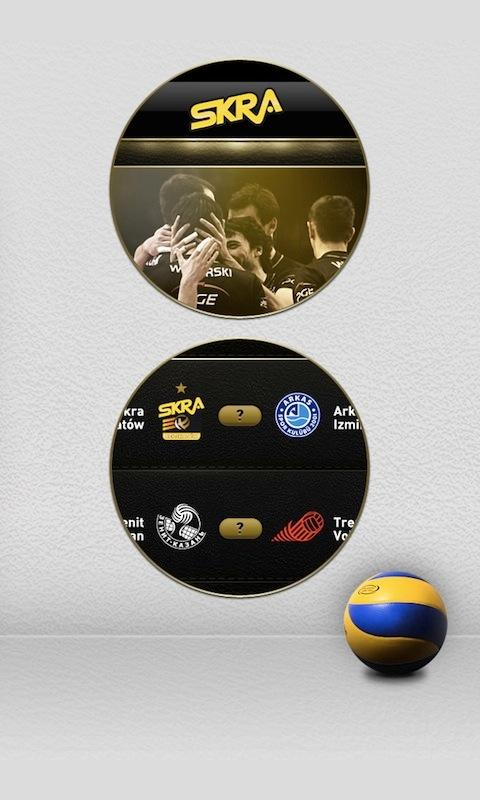 PGE Skra Belchatow - screenshot