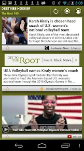 Destinee Hooker: The Root 100 - screenshot thumbnail