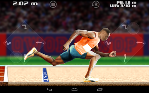 QWOP Screenshot 27