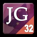 J-Girls Vol.32 Tomoko Saitou logo