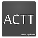 카카오톡 ACTT Black&White icon