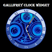 Gallifrey Clock Widget