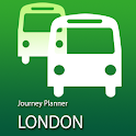 A+ London Trip Planner icon