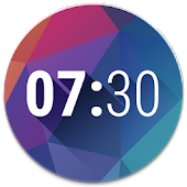 Watch face - Poly