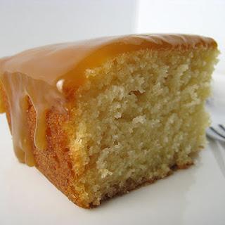 Caramel Cake (Gourmet, January 2008).