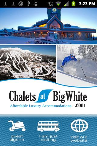 Chalets at Big White