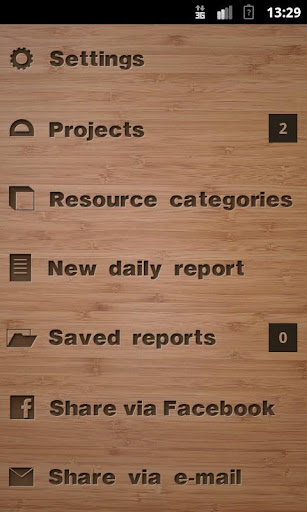 Daily Progress Report Log