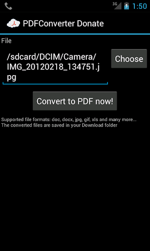 how to convert djvu to pdf in android