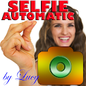Selfie photo camera by Lucy icon