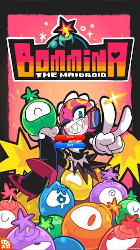 Bommina the Maidroid
