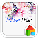Flower Holic dodol theme icon