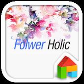 Flower Holic dodol theme