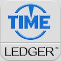TimeLedger – S logo