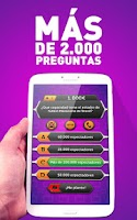 Screenshot of MILLONARIO en español trivial