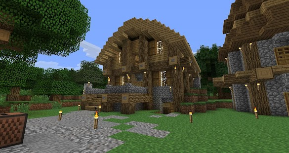 House Minecraft Building PRO