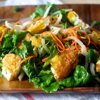 Fried Egg Salad.