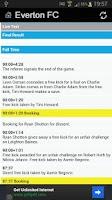 Screenshot of Everton FC News+