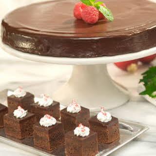 Fudgy Brownie Torte.
