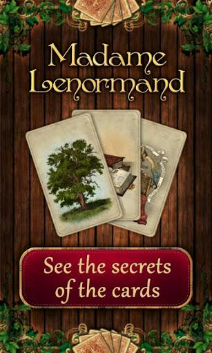 Tarot Madame Lenormand